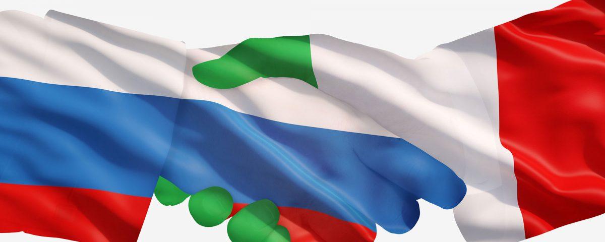 secom spedizioni italia russia